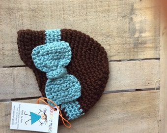 A Newsboy cap for a little girl