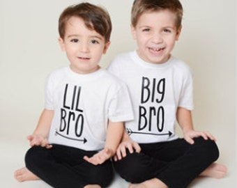Big Bro Tee BIG BROTHER Shirt