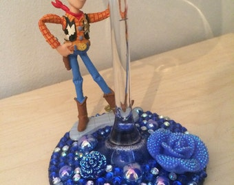 Disney Toy Story Woody Wine Glass