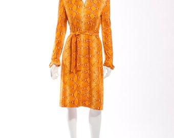 Early 1970s Diane von Furstenberg Dress