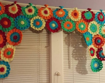 Flower Power Curtains