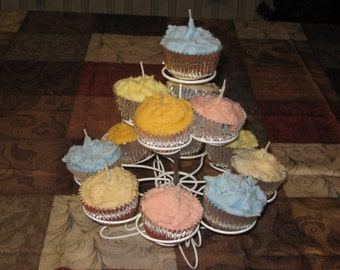 Cupcake Soy Candles