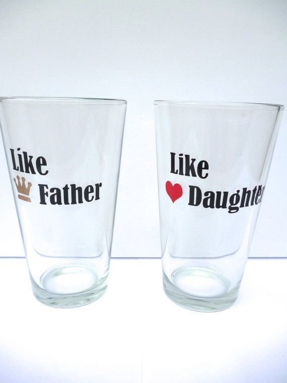 Birthday Gift For Dad Dad Beer Glass Dad Birthday Gift