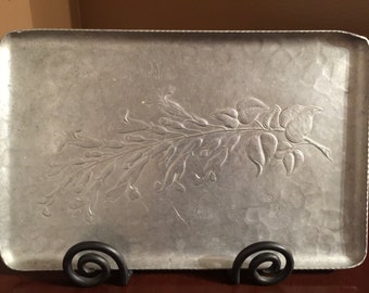 Hand Forged Everlast Tray REDUCED! - Mid-Century Vintage