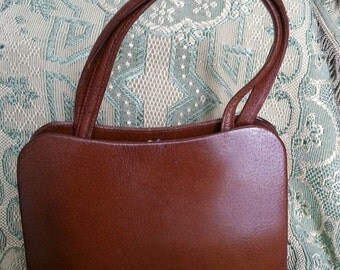 60 's leather bag