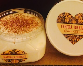 Cocoa Dream Body Cream