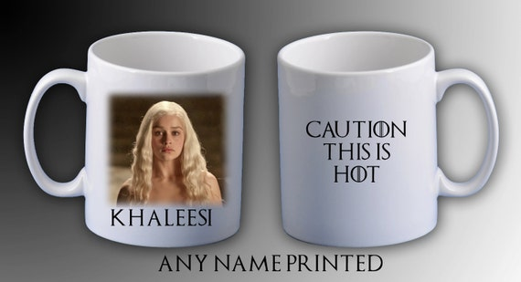 12 Mugs For Mother S Day: Coffee Mug Mother Of Dragons Game Of Thrones By Lovelyvinyls