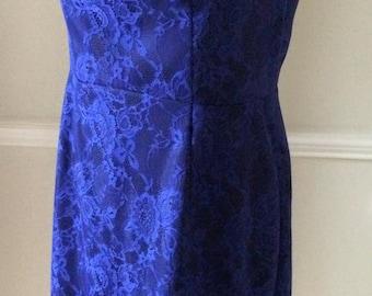 Handmade Formal Lace Knee-Length Dress