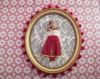 Framework doll