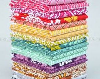 True Colors Fat Quarters by Joel Dewberry - 20 pieces