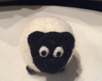 Mini Sheep Plushie