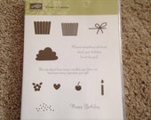 Create a Cupcake Stamp Set - by Stampin' Up!