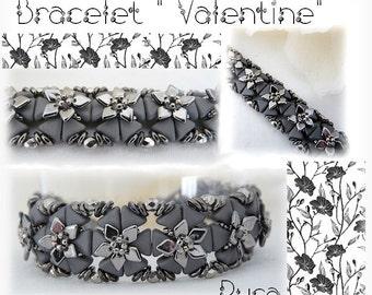 Schéma Bracelet    Valentine