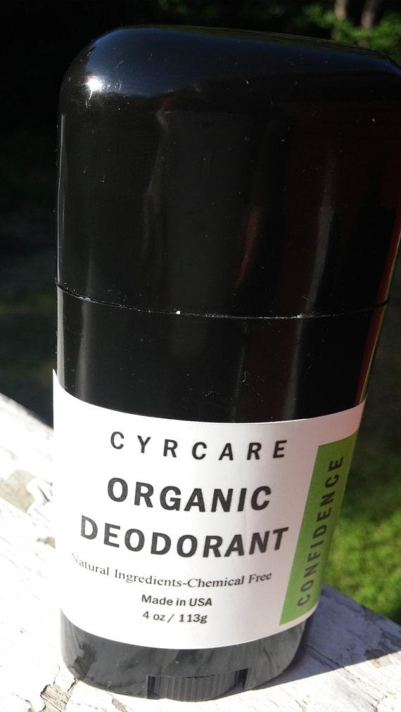 natural deodorant organic deodorant