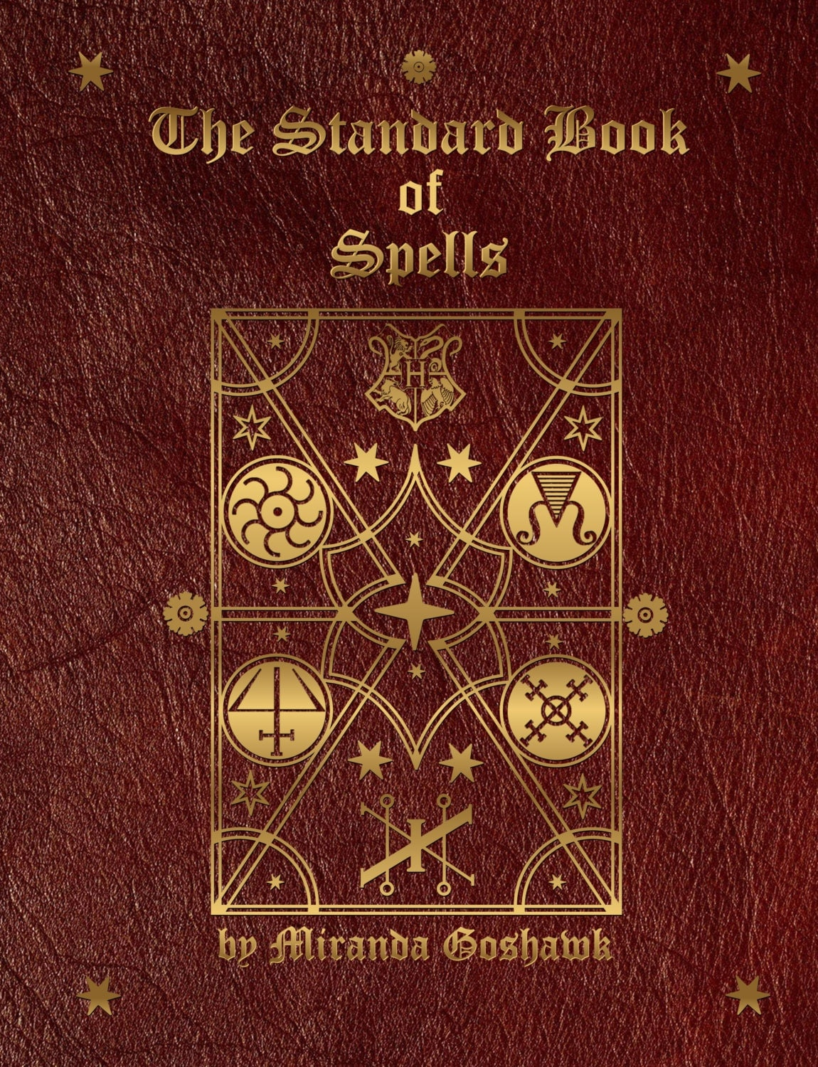 Spell Book Cover Printable ~ Harry potter spell book deals on blocks