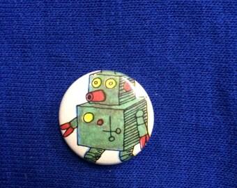Robo pin!