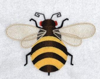 Bumblebee Machine Embroidery Set