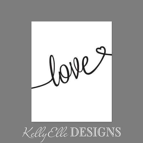 i love you in cursive font - photo #16