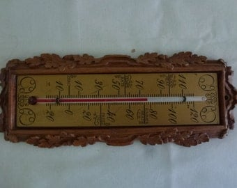 Early 1900's Fahrenheit Thermometer