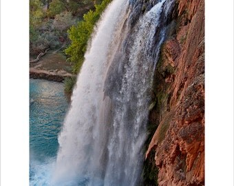 Grand canyon art etsy for The canyons at falling water