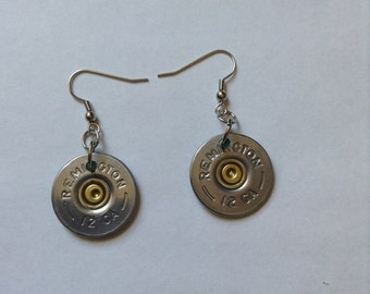 Remington 12GA Earrings