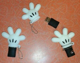 Mickey Glove Flash Drive