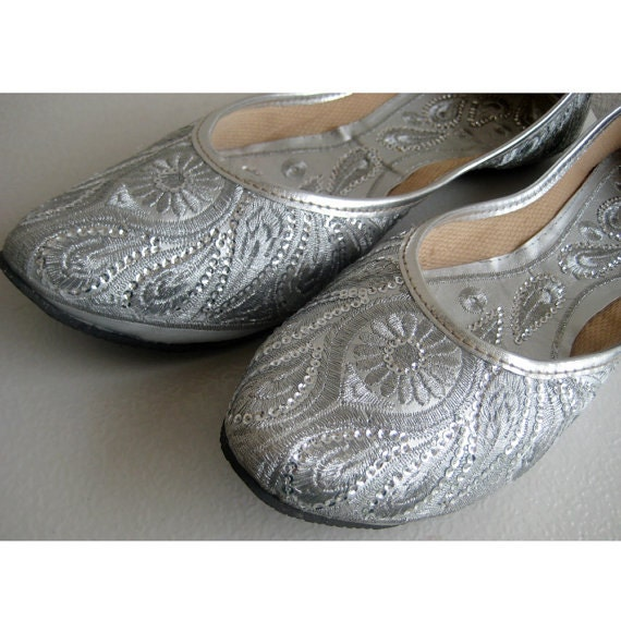 Find great deals on eBay for silver ballet flats. Shop with confidence.