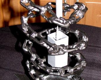 Custom Welded Metal Chain