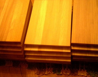 Hardwood Cutting Boards quality made-perfect for laser engravers-gifts-weddings