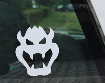 Bowser Decal
