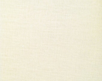 6oz White cotton fabric from Sweden