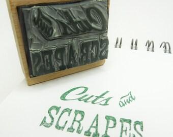 Custom Business Logo Stamp, custom hand carved stamp, custom stamp, custom stationary, custom logo