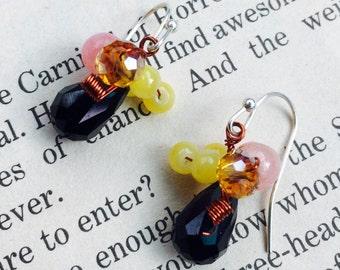 Handmade fashion earrings