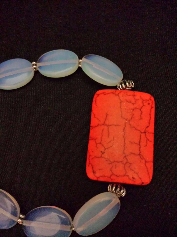 red moonstone beads - photo #27