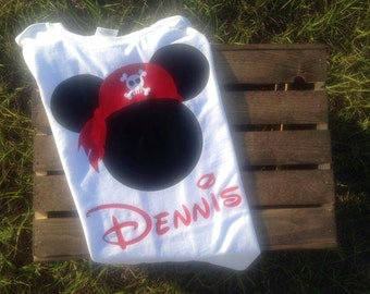 Disney Pirate T-Shirt