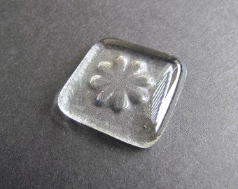 FLOWER - Worry Stone Pocket Charm