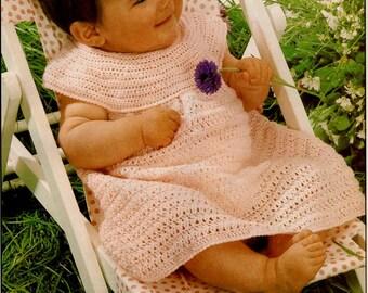 baby's, dress pattern, baby, dress, crochet, pattern, baby clothes, crochet pattern, crochet dress