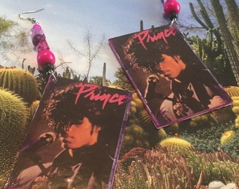 Prince  (The Artist Formerly Known As) Earrings