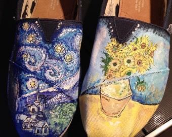 Vincent Van Gogh Toms