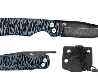 Fred Perrin The Bowie Pliant G10 Bicolor