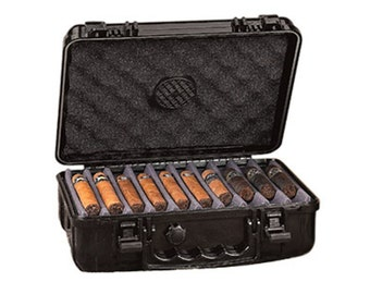 Xikar Travel Humidors, 30-50 Cigar Travel Humidor