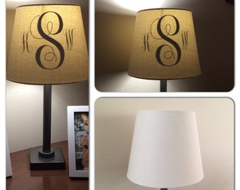Lamp Shade Decal