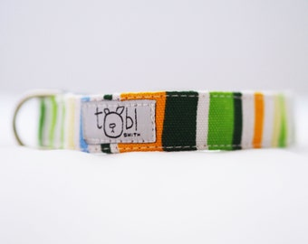 Sargeant Stripes Dog Collar