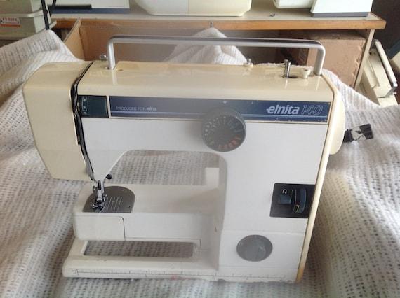 elna arm quilting machine