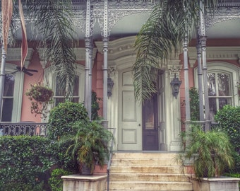 An afternoon in the Garden District