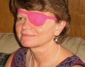 Ultrasuede Eye Patch