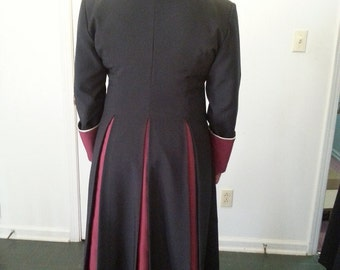 Pulpit Robes-Phoebe, tailored Cassock Robe for Female