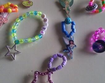 Handmade jewelry for girls