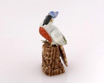 Carved Stone Bird  BIR2