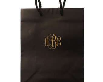 Personalized Monogram Hotel Wedding Welcome Bags - Set of 35